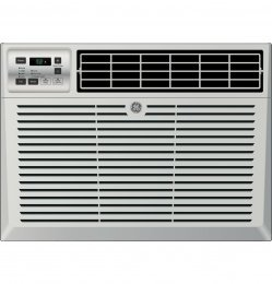 GE AEM06LV 6,000 BTU Energy Hero Qualified Air Conditioner, in Light Cool Gray