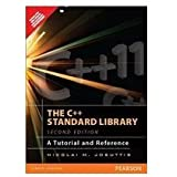 The C++ Standard Library : A Tutorial and Reference (English) 2nd Edition