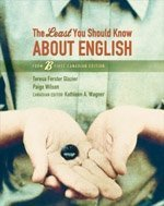 The Least You Should Know about English : Form B