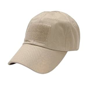 Condor Tactical Cap (Tan, One Size Fits All)