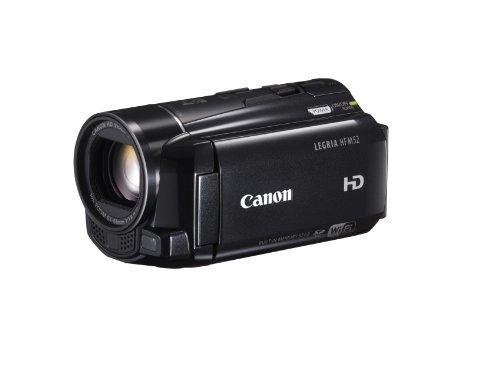 Canon Legria HF M52 Full HD Camcorder (10x Optical Zoom, Professional CMOS sensor, Optical IS, WiFi, 32GB)