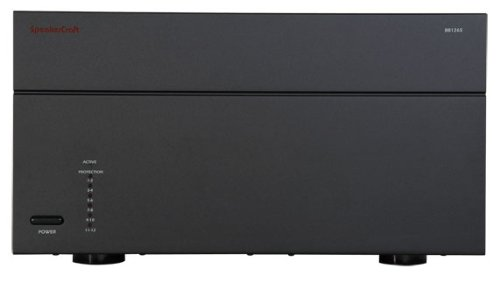 Speakercraft BB1265 12 Channel Big Bang Power Amplifier