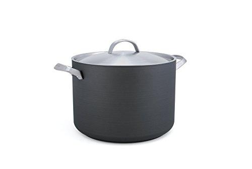 GreenPan Paris 8 Quart Non-Stick Dishwasher Safe Ceramic Covered Stockpot