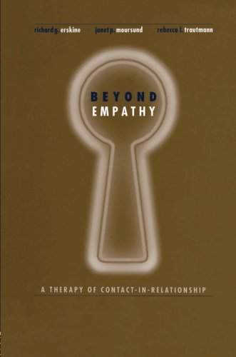 Beyond Empathy: A Therapy of Contact-in Relationships