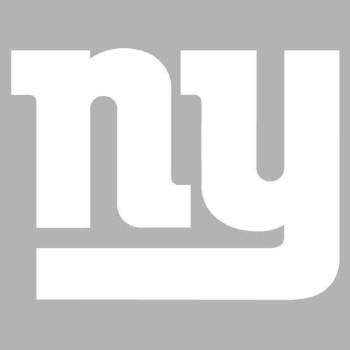 New York NY Giants Auto Car Bumper Decal Sticker 7.5 X 5.75