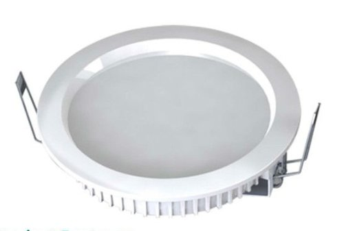 Torshare 6 Inches 6 Watt 5630 14Leds Round Led Downlight Light And Led Driver Pure White