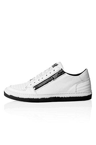 Antony Morato Sneaker Uomo Scarpe sportive da uomo White (Col. 1000) 42