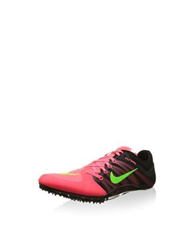 Nike Sportschuh Zoom Ja Fly 2 schwarz/limette