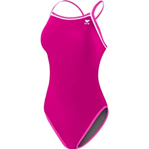 Buy Tyr Pink HydraSpan Double Binding Reversible Diamondfit Female by TYR