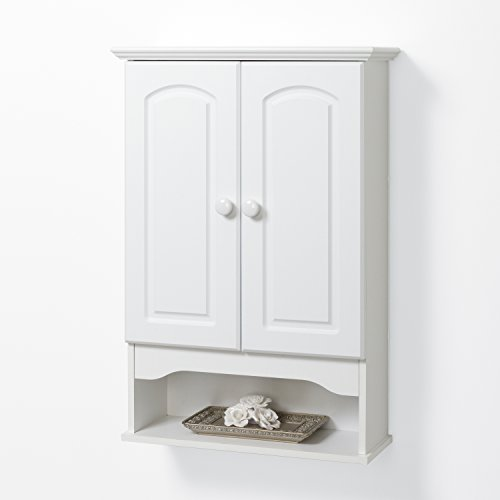 bathroom cabinet storage wall mount over toilet kitchen