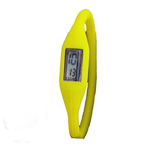 Silicone North Moon Silicone Ion Watch Yellow