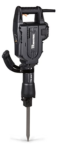 Buy TR Industrial TR89305 60 Joules Electric Jack Hammer for Demolition, Graphite