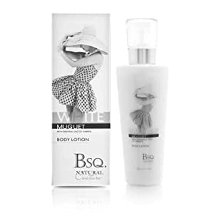 Bsq. Natural Couture White Muguet 6.7 oz Body Lotion