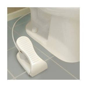 foot flush classic hands free toilet flusher other products everything else. Black Bedroom Furniture Sets. Home Design Ideas