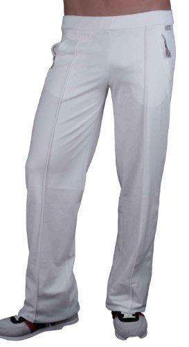 Pantaloni da jogging da donna Diesel Sport Knowy bianco taglia XL #29