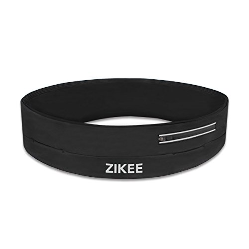 zikee-running-belt-waist-pack-workout-pouch-slim-water-resistant-money-fanny-pack-bag-for-sports-men