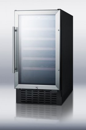 For Sale! 34 Bottle Single Zone Convertible Wine Refrigerator