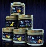 Premium-11-Black-Hookah-3-Boxes-of-Beamer-Hookah-Molasses-Flavors-30-Charcoals-Beamer-Card-and-Accessories