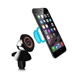 Nochoice Car Mount Nekteck Magnetic Universal Car Phone Air Vent Mount Holder (Black)