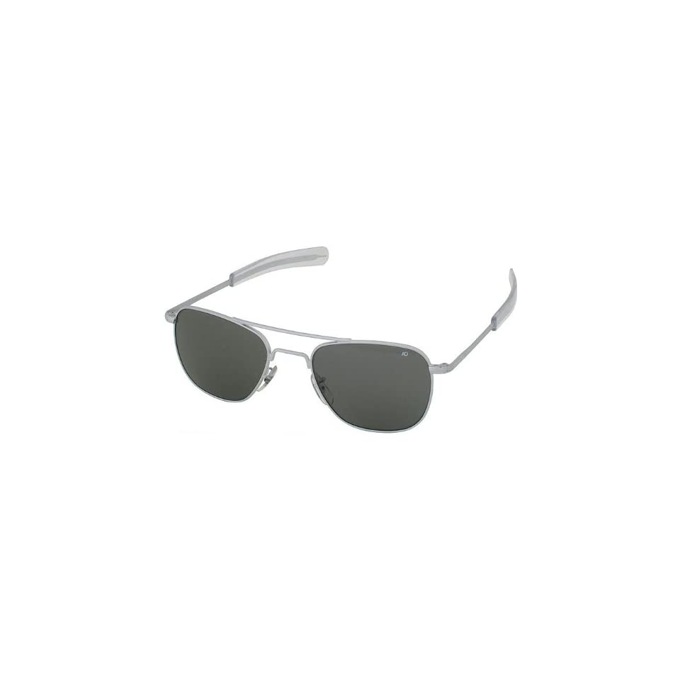be578faa99 MATTE GENUINE GOVERNMENT AIR FORCE PILOTS SUNGLASSES BY AMERICAN OPTICS 57