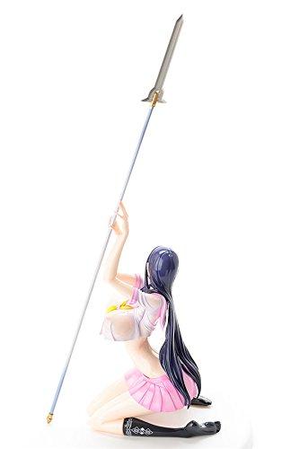 魔法少女 鈴原美沙 (ミサ姉) 夏セーラー服バージョン 濡れpink 1/7スケール PVC製 塗装済み 完成品