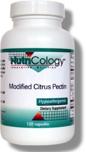 Nutricology Modified Capsules Citrus Pectin