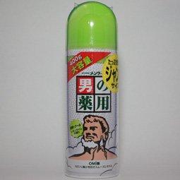 MKB シェービングフォームレモン 400g