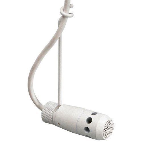 New Electro-Voice | Re90Hw, Cardioid Hanging Choir Condenser Microphone, 3-Pin Male Xlr-Type Output Connector With Built-In Preamp, 25Ft. (White)