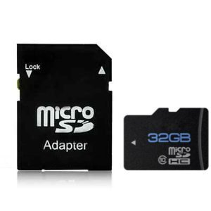 Essential 32 GB Verizon JetPack 4G LTE Micro SDHC Card is custom formatted for high speed, lossless recording! Includes Standard SD Adapter. (Class 10, UHS I, 48MB/s)