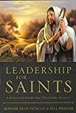 img - for LEADERSHIP FOR SAINTS book / textbook / text book