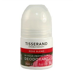 Tisserand Rose Blend Deodorant (24 Hour Protection)
