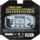 Micro Gear Electronic Double 6 Dominoes