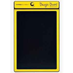 Boogie Board Paperless Lcd Writing Tablet - Yellow