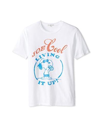 Junk Food Men's Joe Cool Living It Up Short Sleeve T-Shirt