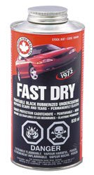 FAST DRY RUBBERIZED UNDERCOATING 850 ML CAN