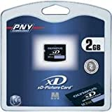 Pny Olympus Xd-picture Card (type M+) 2 Gb