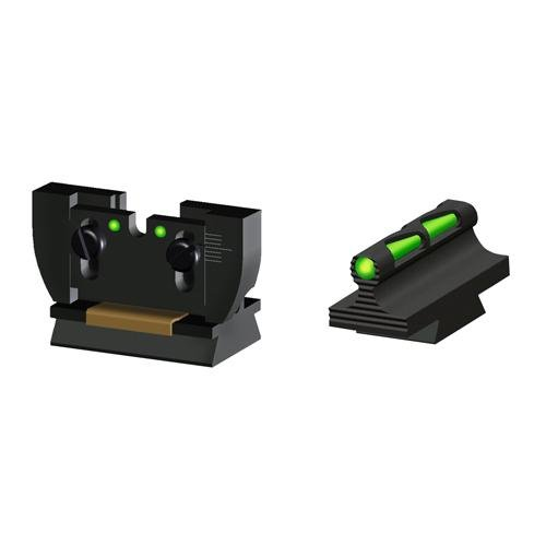 Best Buy! HIVIZ RG1022 Ruger 10/22 Front and Rear Combo Pack