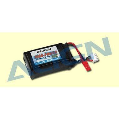 Align LiPo 3S1P 11.1V 850mAh/30C