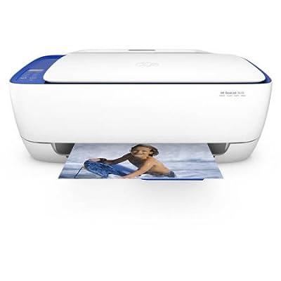 HP DeskJet 3636 Limited Edition Printer/Copier/Scanner Blue