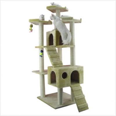 Cat Tree, Beige