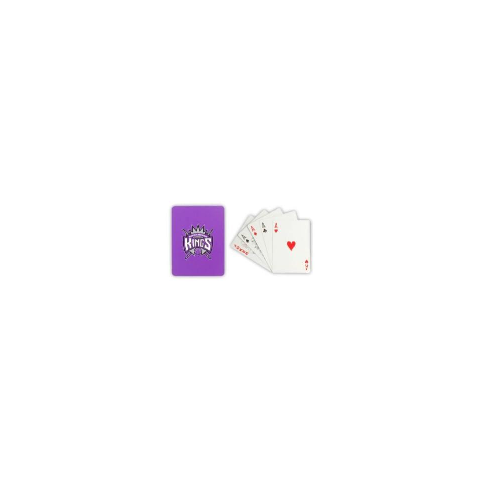 Sacramento Kings NBA Playing Cards