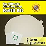 Victor M236 The Ultimate Stink Bug Trap Refill Kit