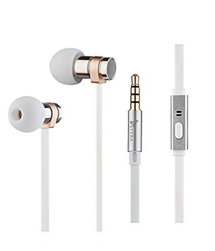 Syska H-003 In the Ear Headset
