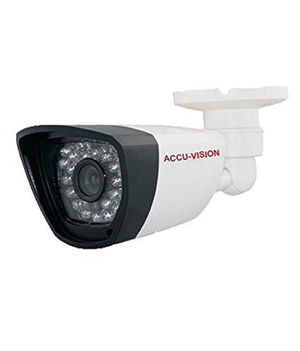 Accu Vision AV-HQIS92IRL2 920TVL 24 IR Led CCTV Camera