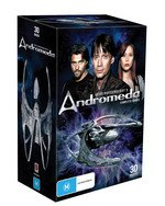 Andromeda - The complete series 1 2 3 4 5 (limited