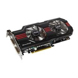 Asus NVIDIA GeForce GTX 560 DirectCU II TOP Graphics Card (1GB, GDDR5, PCI-Express, Top-Selected and Overclocked)