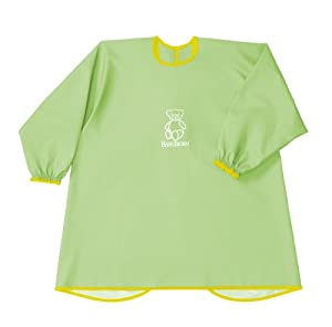 BABYBJORN Eat & Play Smock - Green