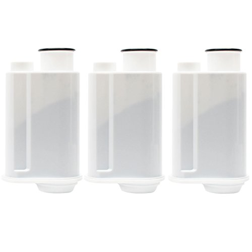 3 Replacement Saeco Royal One Touch Cappuccino HD8930/01 Espresso Machine Water Filter - Compatible Saeco Intenza+ Water Filter Cartridge (Saeco Royal Cappuccino compare prices)