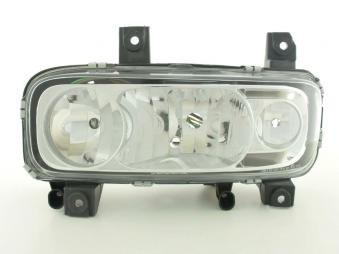 Spare parts headlight left Mercedes Benz Atego Yr. 04-