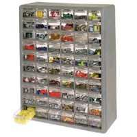Stack-On Ds-60 60 Drawer Storage Cabinet front-195121